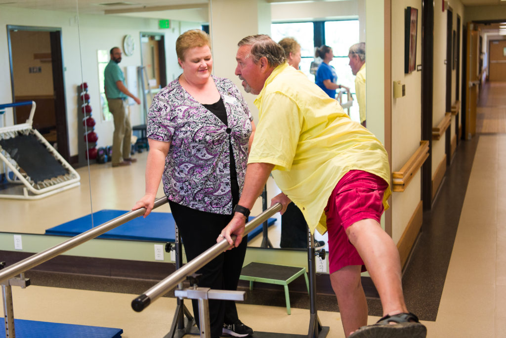 Rehabilitation and Therapy - Central Montana Medical Center