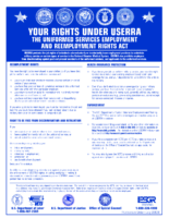 Your Rights Under USERRA